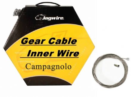 JAGWIRE CAMPAGNOLO Inner Bike Gear Cable Cycle Wire Slick Stainless Steel